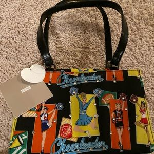 Cheerleader purse